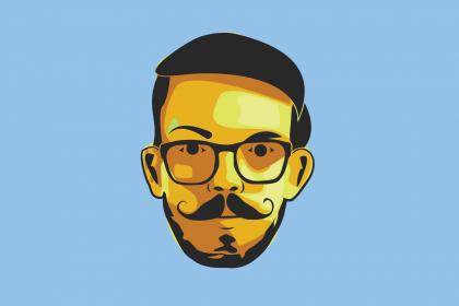Oebla – personal branding for a friend